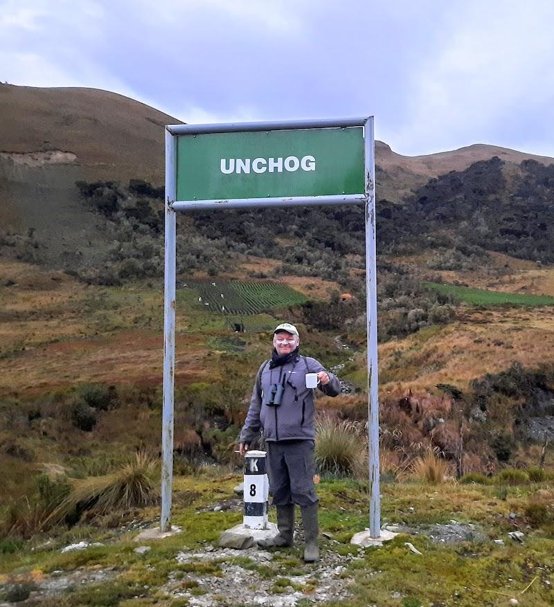 Jules Eden at Bosque Unchog