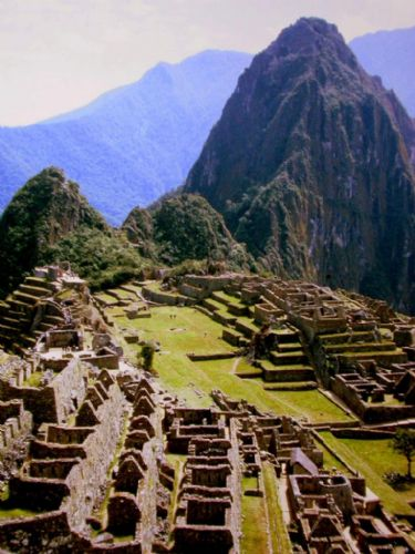 Machu Picchu, Cusco, Perú Photo:Gunnar Engblom